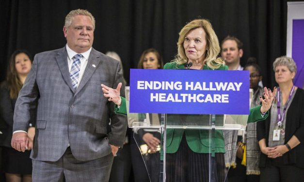 Ontario health minister says ending 'hallway health care' will take longer than Ford promised last week