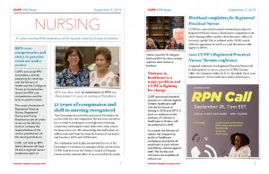 RPN Bulletin - October 30, 2019