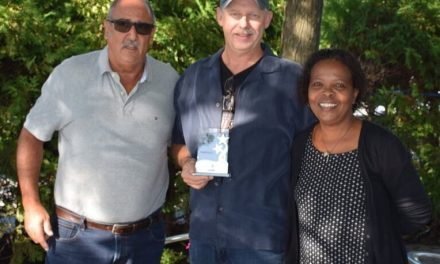 Outstanding union activist Todd Bate retires from Bowmanville site of Lakeridge Health