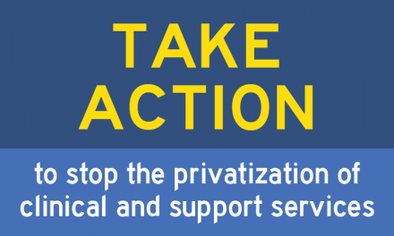 Stop the Ontario government's plan to privatize health clinical and support services