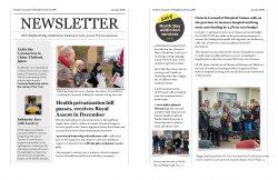 Newsletter – January 22