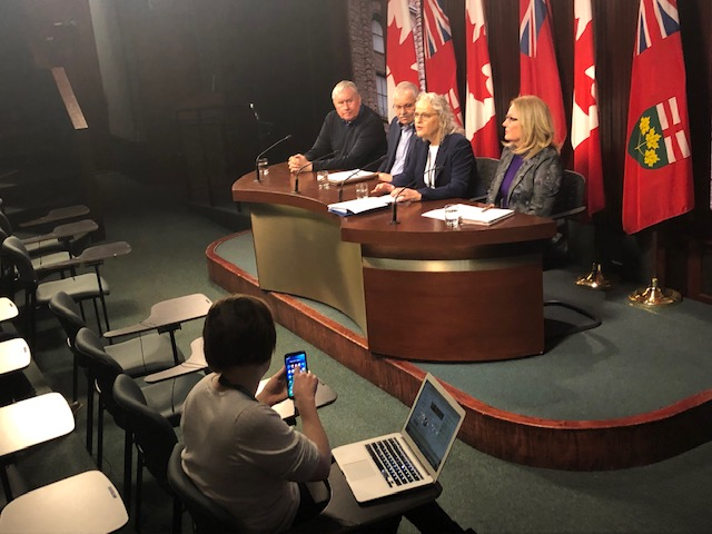 One of the strongest protections for Ontarians is to keep health-care workers healthy and working during COVID-19 Pandemic
