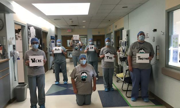 Days of action results in breakthrough in PPE