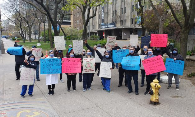 Ontario is failing to protect heath-care workers