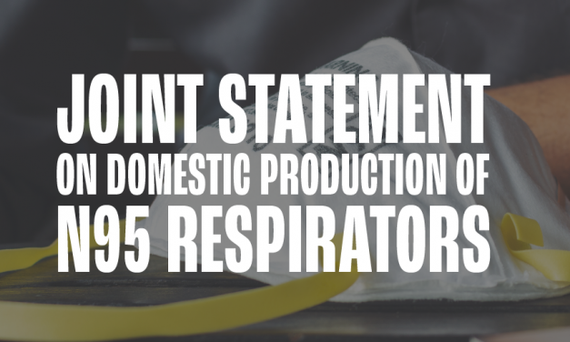 Domestic Production of N95 Respirators: Essential Services and Essential Production