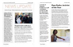Newsletter – November 6