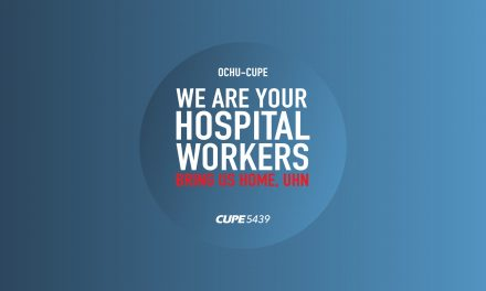 PSWs at UHN-Hillcrest say hospital exploits them with dismal pay, back-breaking work and it must stop: CUPE