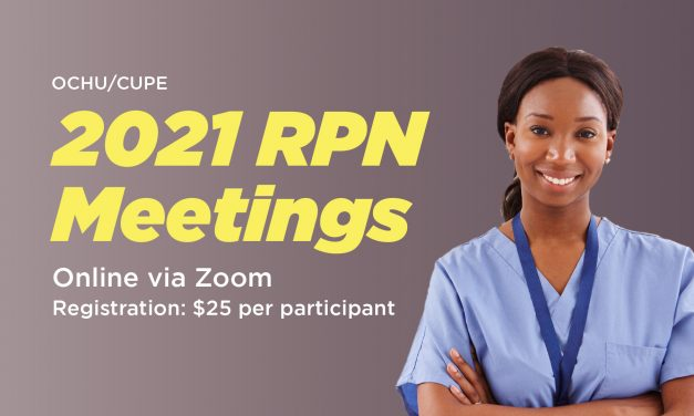 2021 Regional RPN meetings
