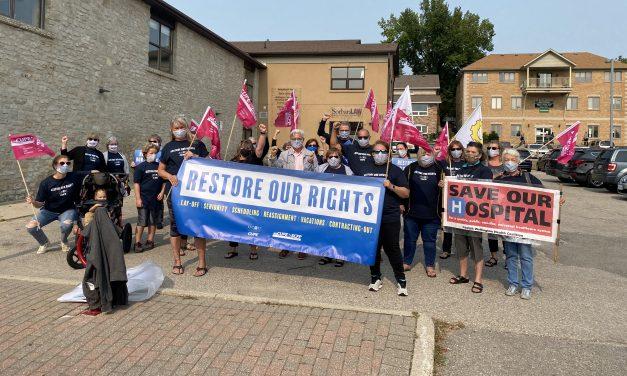 Règlement 74/20 et vos droits en vertu de la convention collective