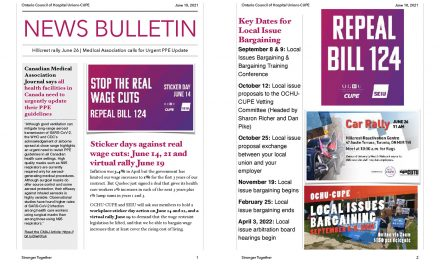 Newsletter – June 10