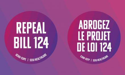Repeal Bill 124